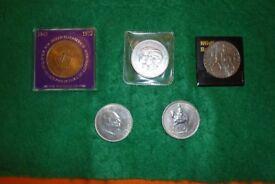 Commemortive Coins