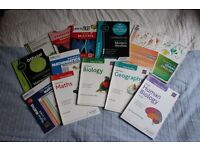 (£0-£7) National 5/Higher Study Books (Hodder Gibson, BrightRED, Leckie&Leckie)