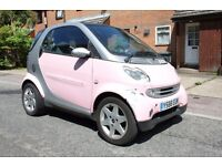 2001 Smart City 0.6 Pulse LHD *** DOES NOT ENGAGE GEARS *** NON DRIVER ! *** for spares or parts