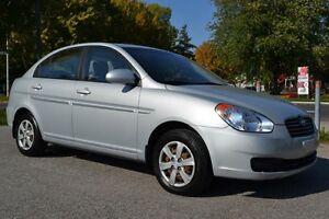 2009 Hyundai Accent L **AUTOMATIQUE+AUX+DÉMARREUR