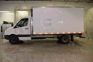 2008 Dodge CAB & CHASSIS SPRINTER Cube 14 pied