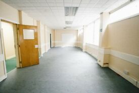 Large 800 sq ft office or studio to rent in central Cardiff: Meanwhile House G26-G28