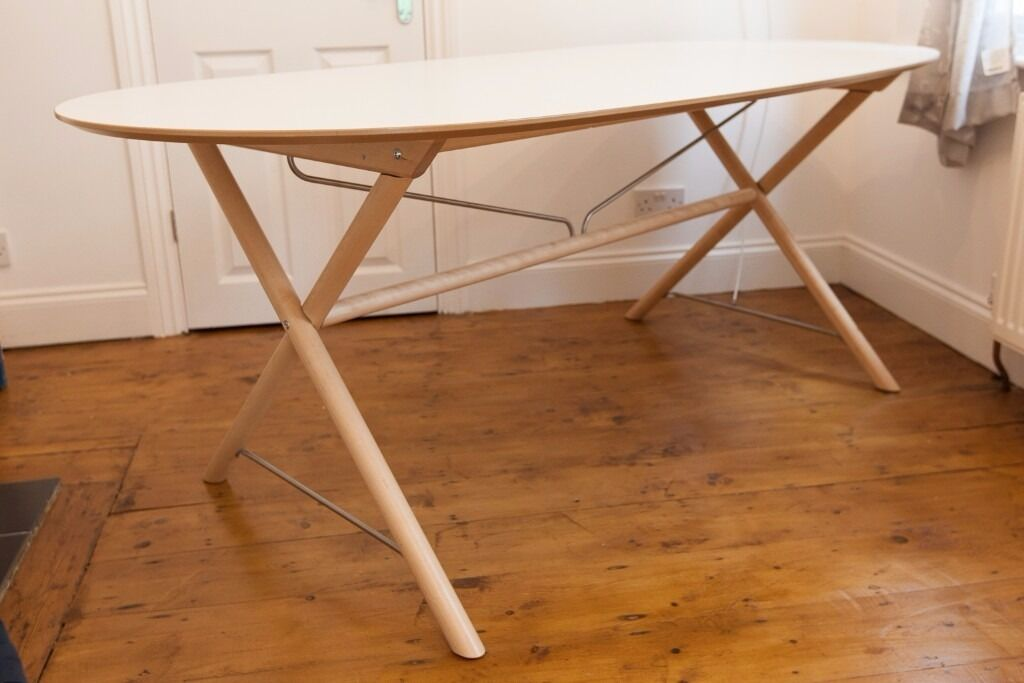 IKEA Slahult Dining Table Dalshult Underframe Birch  : 86 from www.gumtree.com size 1024 x 683 jpeg 64kB
