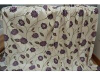Curtains For Sale, Floral Design