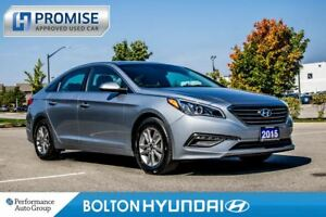 2015 Hyundai Sonata GL Off Lease. Camera. Heated Seats. Bluetoot