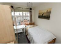 Excellent Single Rooms to Let - Lwr Ormeau Rd
