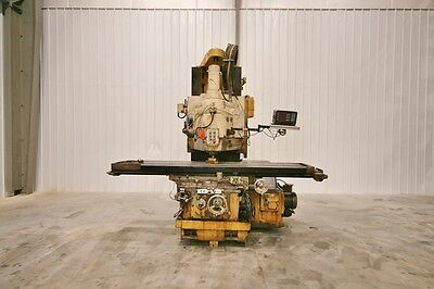 11358 Cincinnati Model 750-20 Vercipower Vertical Mill 116 12 X 20
