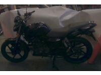 Generic worx 125 2012 bike