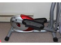 Elliptical bike very good condition