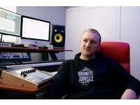 Recording, Mixing, Mastering.
