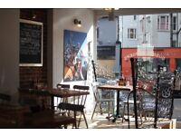 Restaurant supervisor required, immediate start £17,000