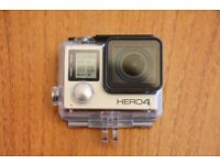 **GREAT CONDITION** GoPro HERO4 Silver