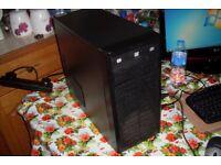 Custom PC AMD A4-4000 3.0GHz 4GB RAM 250GB HDD Windows 7 or 10 Pro 64 bit Radeon Graphics