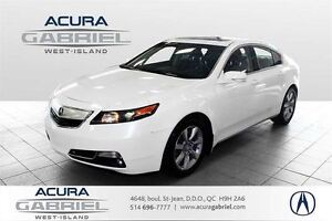2013 Acura TL 6-Speed AT CUIR+TOIT+BLUETOOTH+++