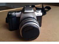Pentax MZ-50 35mm SLR Camera with Zoom Lens