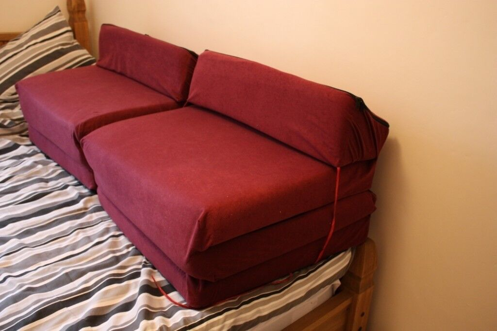 Two Z Beds Fold Out Guest Bed Chair Beds In Roath Park Cardiff
