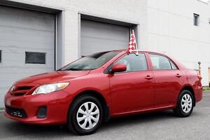 2013 Toyota Corolla AUT AIR CLIM BLUETOOTH ONE OWNER NEVER ACCID