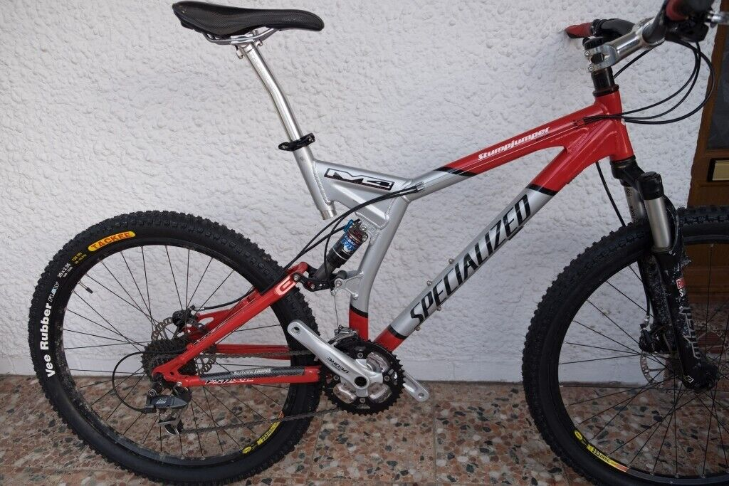 Specialized StumpJumper Pro FSR XC 2002 Mountain Bike - Reconditioned | in  Strathaven, South Lanarkshire | Gumtree