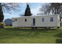 Static Caravan North Wales, Gwynedd 3 Bedrooms 8 Berth ABI Horizon 2015