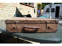 Antique / Vintage / Retro Suitcase