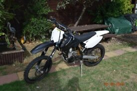 Sherco 2008 4.5i Dirt bike