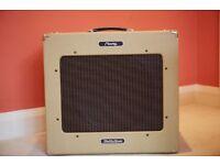 Peavey Delta Blues 115 Guitar Amplifier, Tweed, pristine near new condition