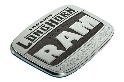 Mopar Laramie Longhorn Ram Edition Emblem Nameplate for Ram 2500 3500