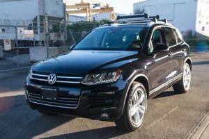 2013 Volkswagen Touareg 3.0 TDI Execline Loaded Turbo Diesel!