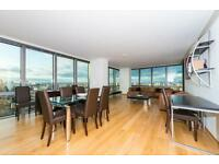 2 bedroom flat in No.1 West India Quay, 26 Herstmere Road, Canary Wharf E14