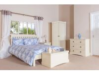Quebec Painted Bedroom Furniture **Home Delivery Available**