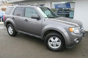 2012 Ford Escape XLT Manuel