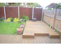 WONDERFUL 3 BED LUXURY HOUSE £1550PCM - ASHFORD/FELTHAM TW15/TW14 - 2 RECEPTIONS, CCTV & ALARM