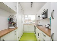 4 double bedroom PLUS study apartment, secure entry 4 minutes walk from Kennington Underground
