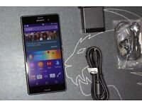 Sony Xperia Z3 UK SIM-Free Smartphone - Black - good condition