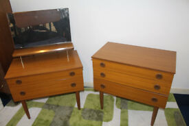 Pair of retro Shreibber units
