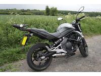 Kawasaki ER6-N 2012 650cc