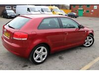 Audi A3 1.6 FSI Sport 3dr 2007**FULL SERVICE HISTORY**HPI CLEAR**6 SPEED MANUAL***3 MONTHS WARRANTY
