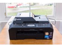 MFC-J5910DW All-in-One A3 Inkjet Printer + Duplex, Fax, Wireless
