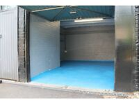 Newly Refurbished Lock Up Garages to Rent Private Location NW3