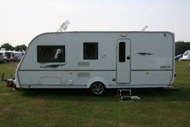 2008 Coachman Pastiche 520/4 berth touring caravan inc awning and many other extras