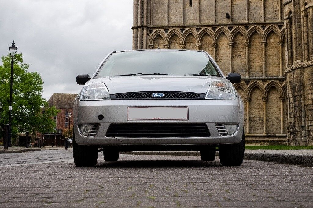 FORD FIESTA 1.4 STYLE