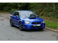 Subaru Impreza STi PPP Type UK