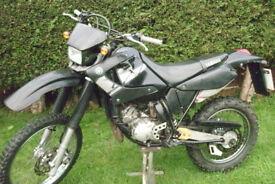 Yamaha DT125RE 2004 DT DT125 DT125R DTR DTR125