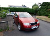 2003 Skoda Fabia 1.2 petrol, Very low miles