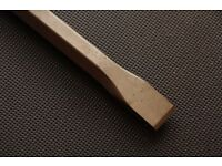 Replacement Power Flat Head Chisel