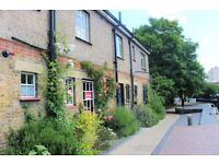 3 Bed/Bedroom Cottage Looking Out Over The Lock In Broadway Market/London Fields/Hackney E8