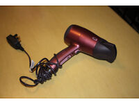 Babyliss hair dryer in excellent working order