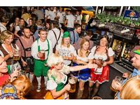 Experienced Full Time Assistant Manager for Busy German Pub in Fulham