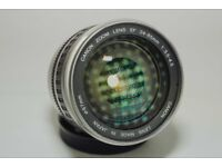 Canon EF 24mm - 85mm 3.5-4.5 USM Zoom Camera Lens for EOS Auto Focus - Very good condition + caps