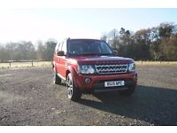 Land Rover Discovery 4 3.0 SD V6 HSE Luxury 5dr (start/stop)